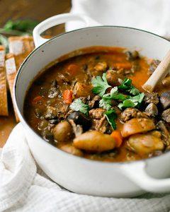 New Zealand grass-fed classic beef stew recipe 1