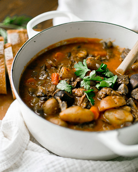 New Zealand grass-fed classic beef stew recipe 1