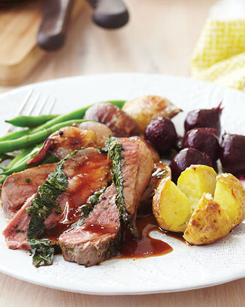 New Zealand grass-fed leg of lamb recipe 1