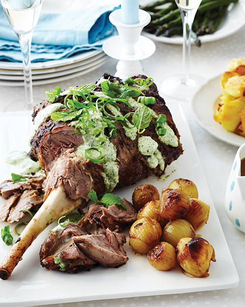 How to cook roast New Zealand grass-fed lamb 3