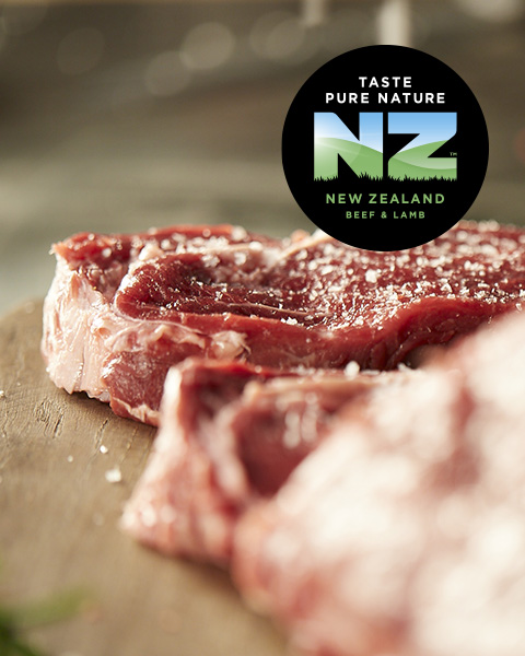 New Zealand grass-fed beef lamb natural taste 2