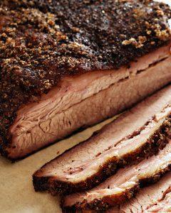 New Zealand grass-fed beef smoked brisket recipe 1