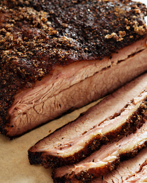 New Zealand grass-fed beef smoked brisket recipe 1