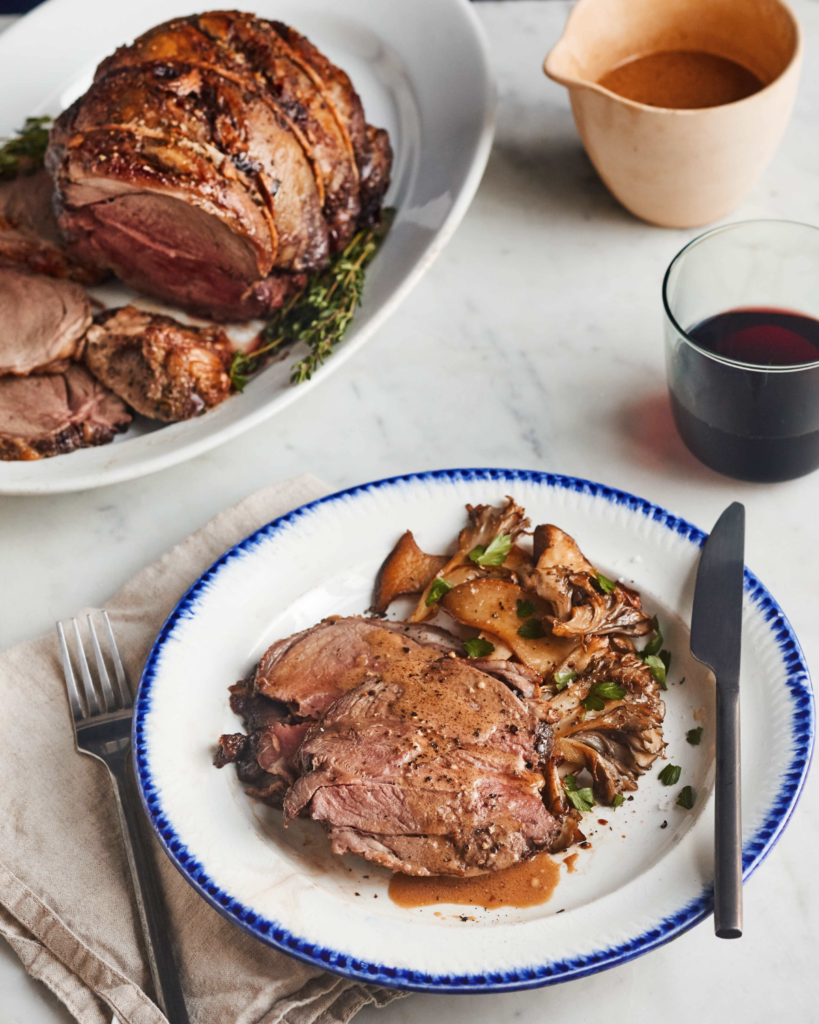 Ultimate New Zealand Grass-Fed Leg of Lamb Recipe