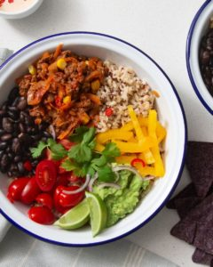 Nourishing Mexican Grass-fed Beef Bowl Recipe