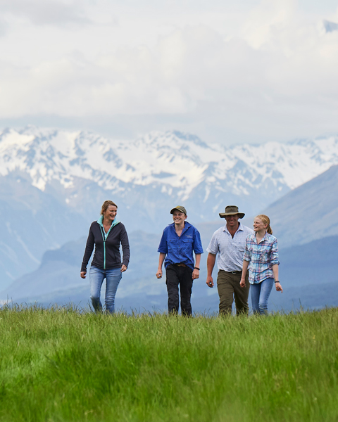 New Zealand grass-fed beef and lamb heritage